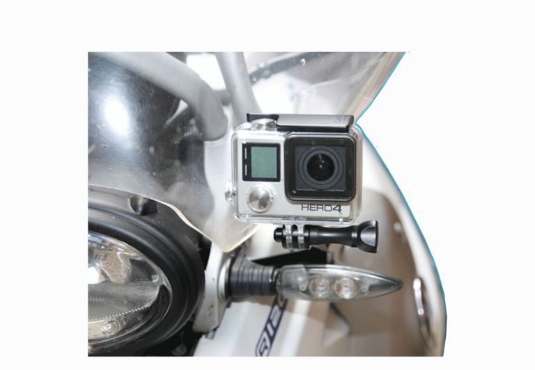Support GoPro clignotant R 1200 GS / ADV 2004/2012 GSEMOTION SAS