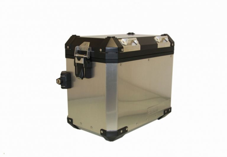 Transparent covering pair panniers ADV top in black GSEMOTION SAS