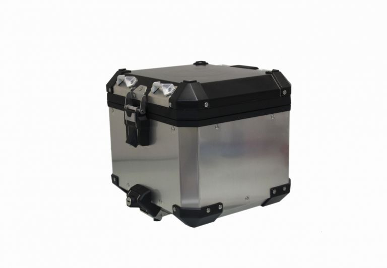 Revetement transparent et superieur en pvc noir top case R 1200 ADV GSEMOTION SAS