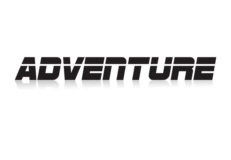 Adventure high visibility sticker for aluminum top case or panniers GSEMOTION SAS