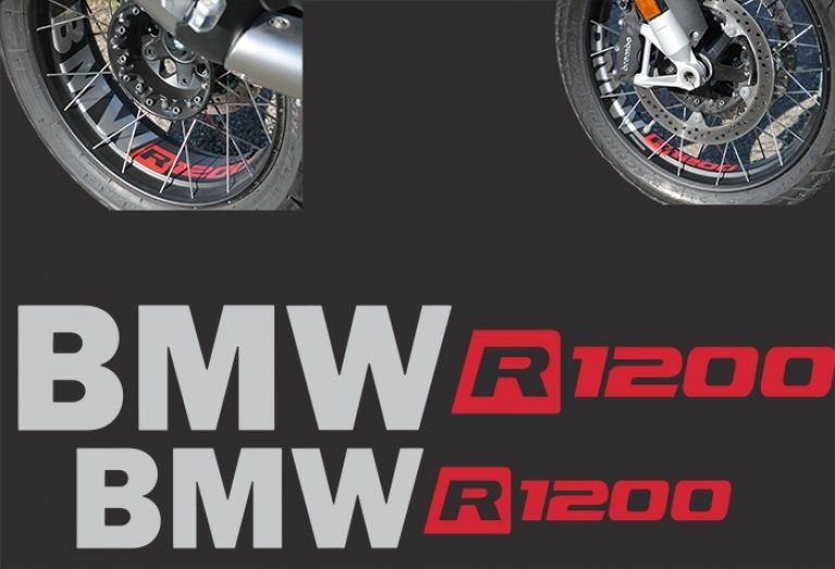 Wheel Stickers GSEMOTION SAS