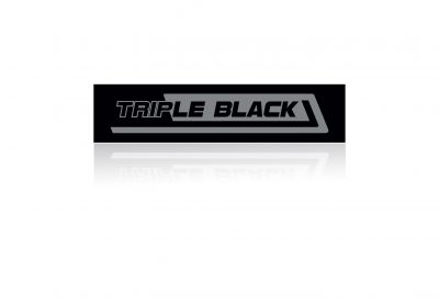 TRIPLE BLACK STICKER MOTADD
