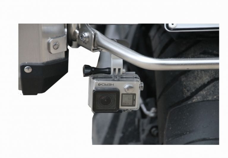 Support GoPro chassis alu R 1200/1250 GS ADV LC GSEMOTION SAS