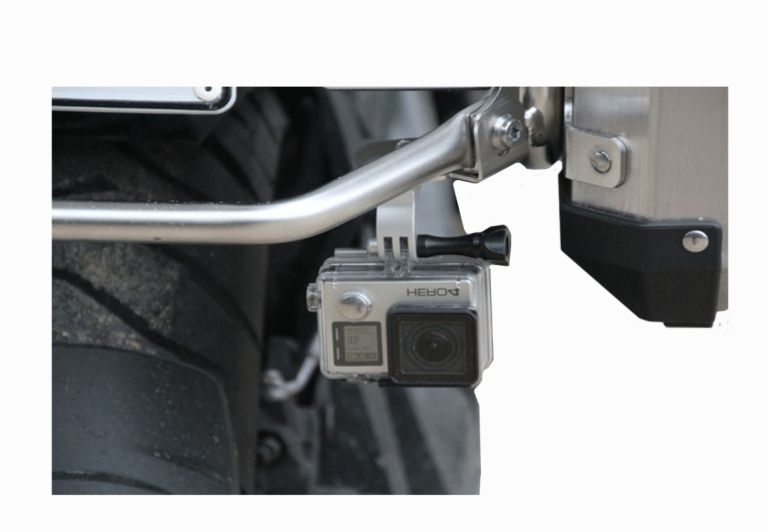Support GoPro chassis alu GS ADV GSEMOTION SAS
